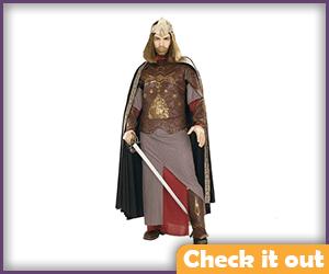 Aragorn Costume King Set.