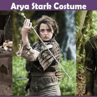 Arya Stark Costume - A DIY Guide