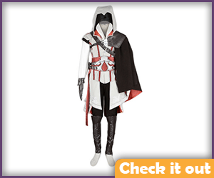 Altair Game 2 Cosplay Set.