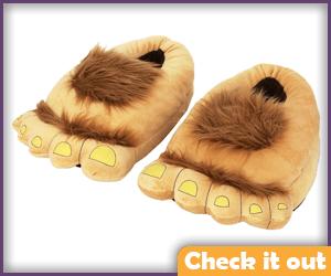 Hobbit Slippers.