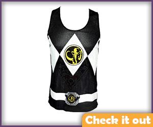 Black Ranger Jersey.
