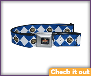 Blue Ranger Belt.