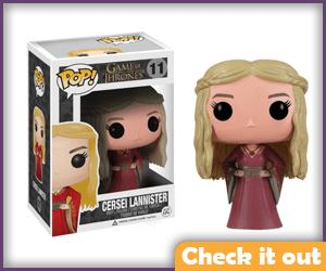 Cersei Lannister Funko.
