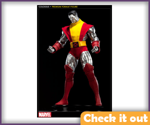 Colossus Sideshow Figure.