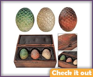 Daenerys Dragon Eggs.