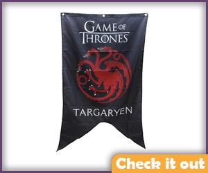Targaryen House Banner.