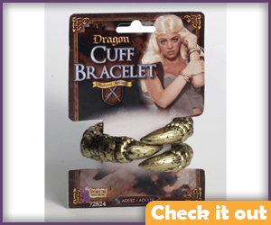 Dragon Claw Bracelet.