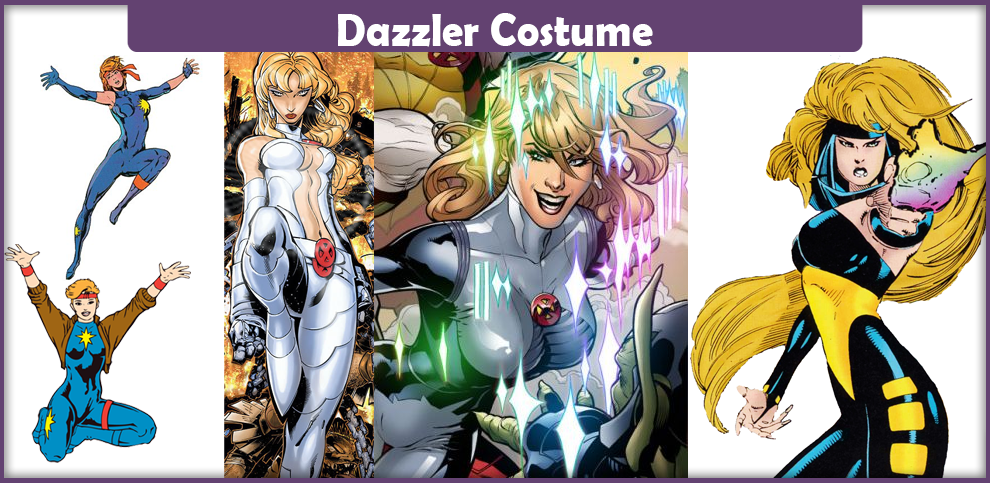 Dazzler Costume – A DIY Guide