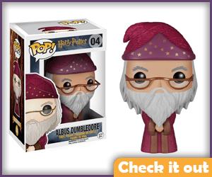 Dumbledore Funko.