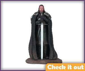Eddard Stark Dark Horse Figure.