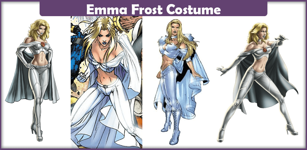 Emma Frost Costume – A DIY Guide