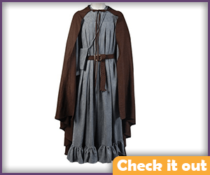 Gandalf Costume Grey Set.