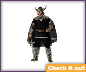 Viking Costume Set.