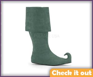 Men's Elf Boots.