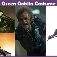 Green Goblin Costume - A DIY Guide