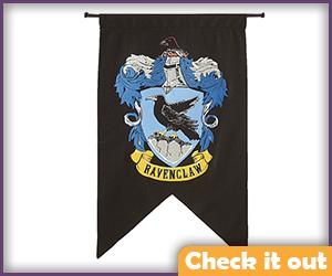 Ravenclaw Banner.