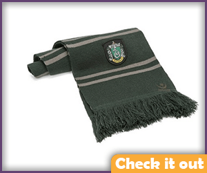Slytherin Scarf.