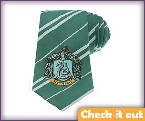 Slytherin Tie.