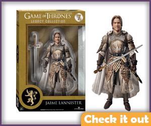 Jaime Lannister Funko Figure.