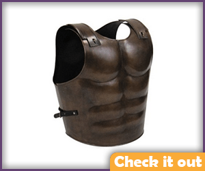Brown Chest Armor.