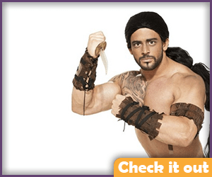 Khal Drogo Costume Bracers.