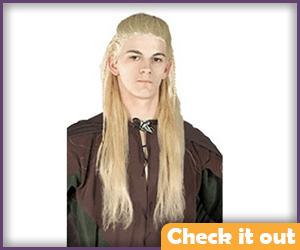 Legolas Costume Wig.