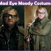 Mad Eye Moody Costume - A DIY Guide