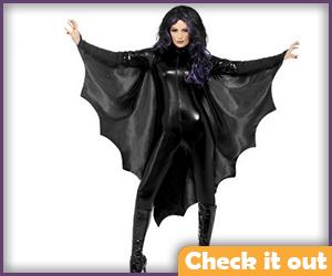 Man-Bat Costume Bat Wings.