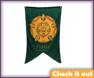 House Tyrell Banner.