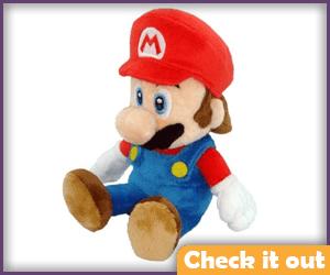 Mario Plush.