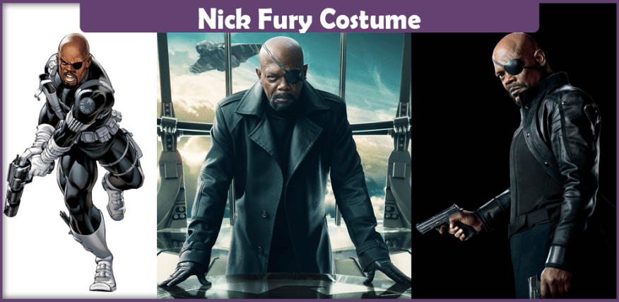 Nick Fury Costume - A DIY Guide - Cosplay Savvy