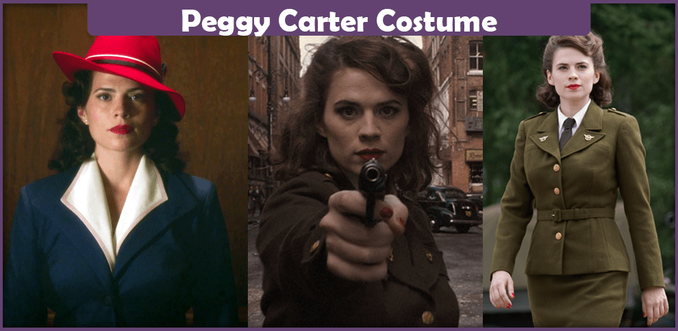 Peggy Carter Costume – A DIY Guide