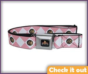 Pink Ranger Belt.