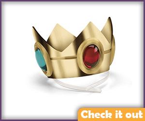 Princess Peach Crown.