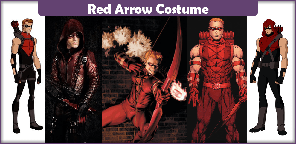 Red Arrow Costume – A DIY Guide