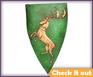 Renly Shield Pin.