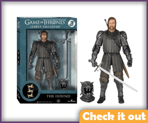 The Hound Figure.