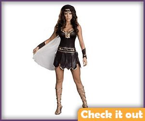Xena Costume Warrior Queen.