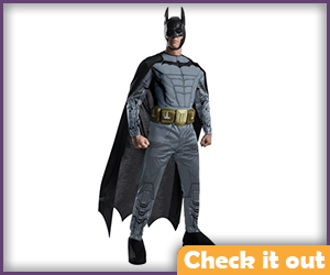 Batman Arkham City Muscle Set.