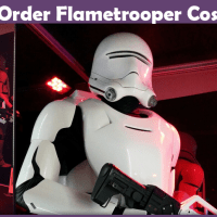 First Order Flametrooper Costume - A DIY Guide