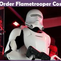 First Order Flametrooper Costume - A DIY Guide