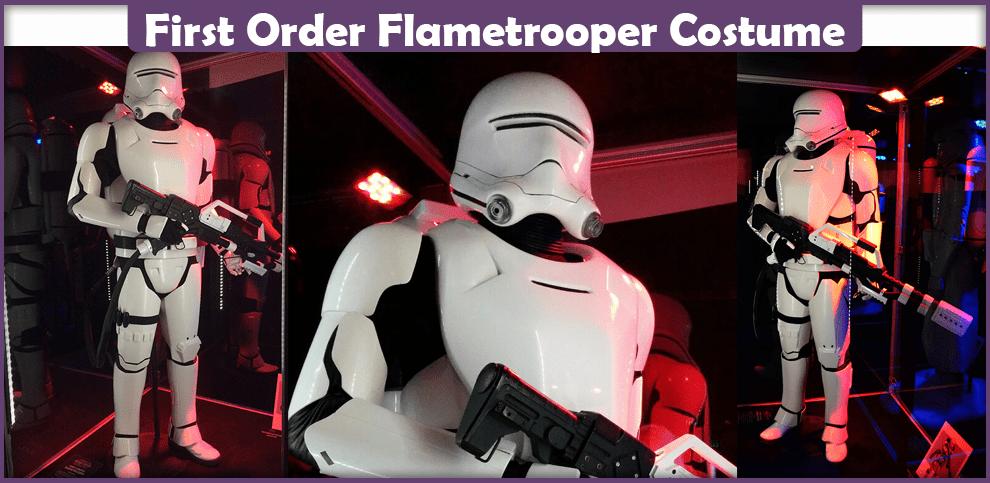 First Order Flametrooper Costume