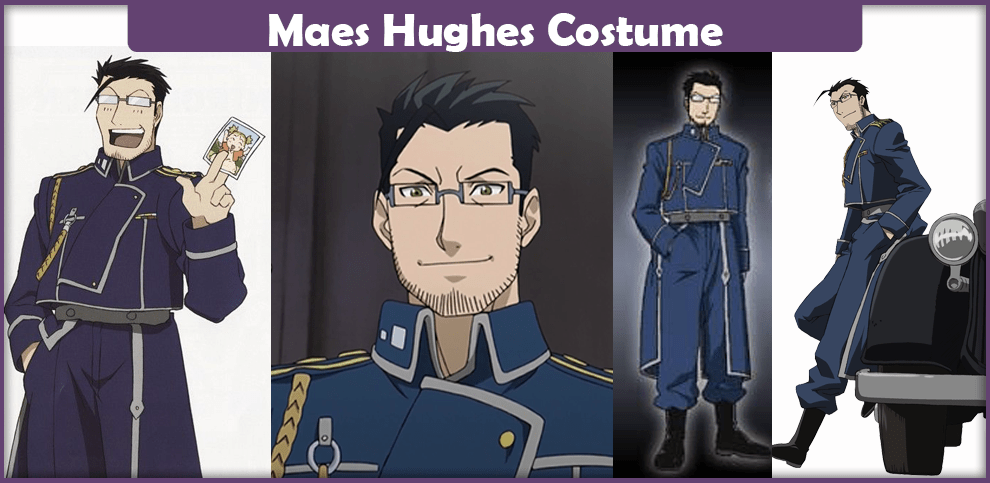 Maes Hughes Costume – A DIY Guide