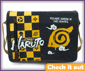 Naruto Costume School Bag.