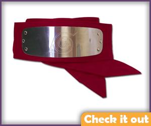 Rock Lee Costume Headband.