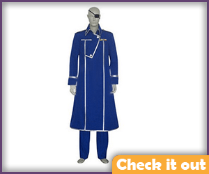 Roy Mustang Uniform.
