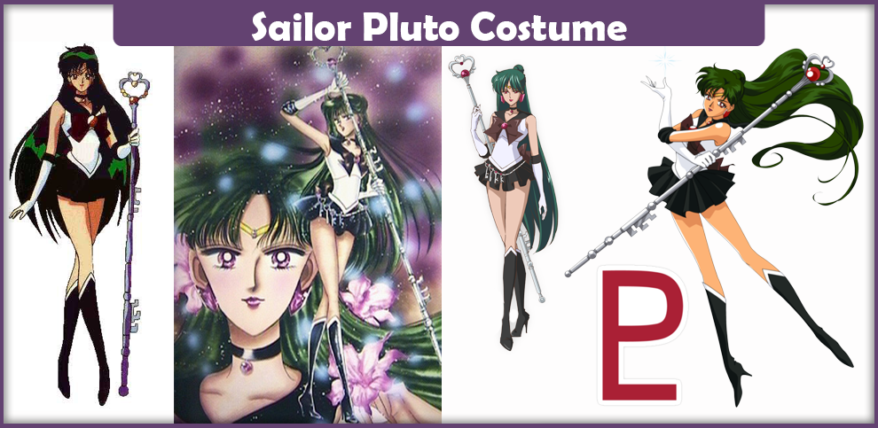 Sailor Pluto Costume – A DIY Guide