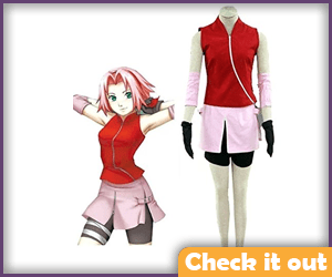 Sakura Costume Second Generation.