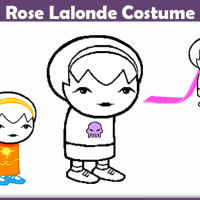 Rose Lalonde Costume - A DIY Guide