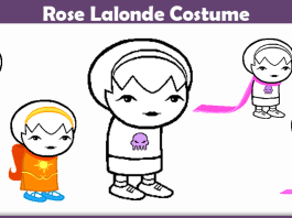 Rose Lalonde Costume.